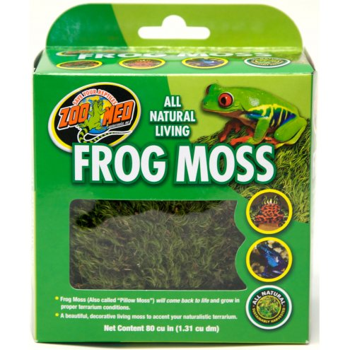 Zoo Med All Natural Frog Moss 1.3L