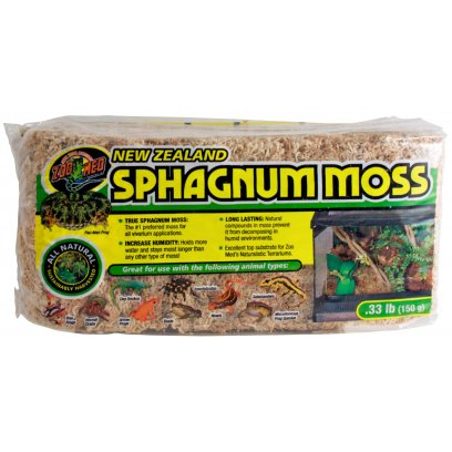 Zoo Med  Zealand Sphagnum Moss 150g