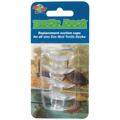 Zoo Med Replacmnt T.Dock Suction Cups