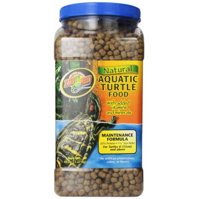 Zoo Med AquaticTurtle Food Maintenance 1.27Kg