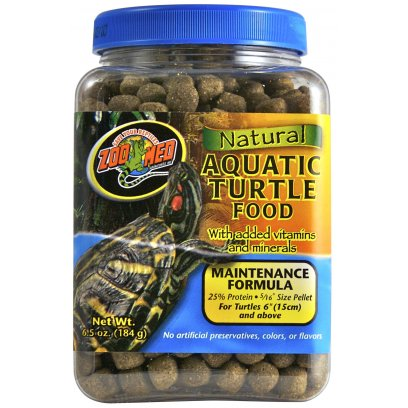 Zoo Med Aquatic Turtle Food Maintenance 184g