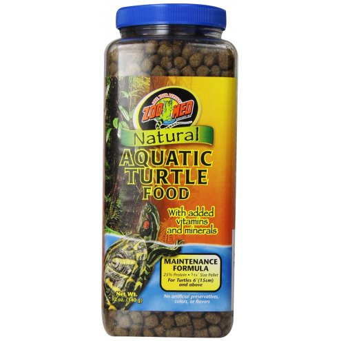 Zoo Med Aquatic Turtle Food Maintenance 340g