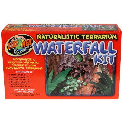 Zoo Med Waterfall Kit for Natural Terrarium