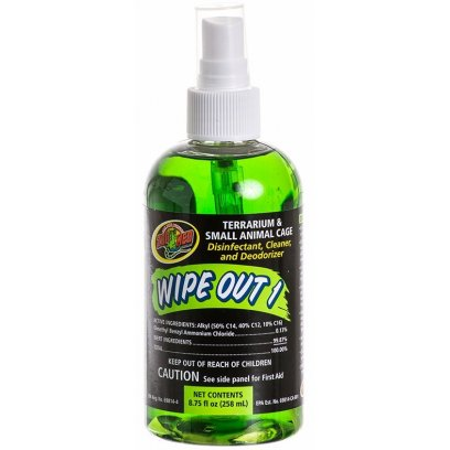 Zoo Med Wipe-Out 1 258ml