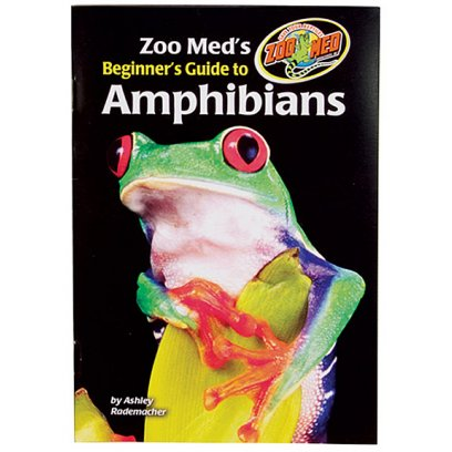 Zoo Med Beginner's Guide to Amphibians
