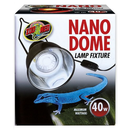 Zoo Med Nano Dome Lamp Fixture 40w