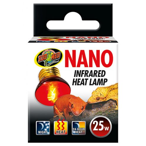 Zoo Med Nano Infrared Heat Lamp 25w