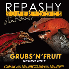 Crested Gecko food