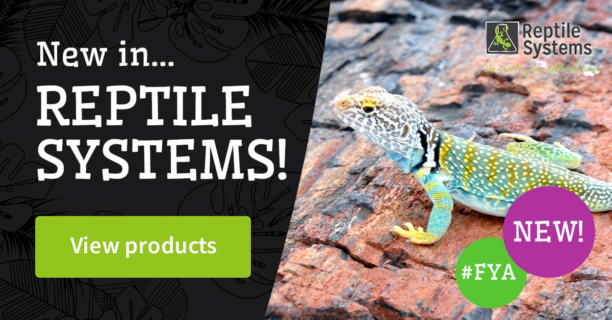 reptile systems products