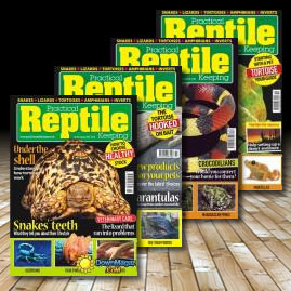 Reptile Books and Magazines