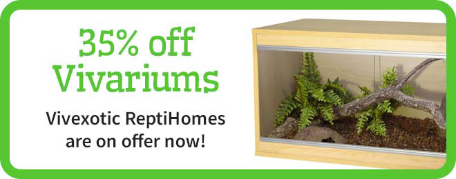 Vivarium Offer