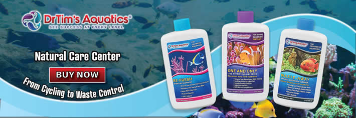 dr tims aquatics products